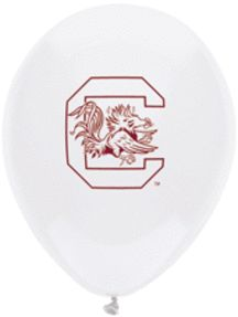 11'' University of South Carolina Latex Balloon (10ct)