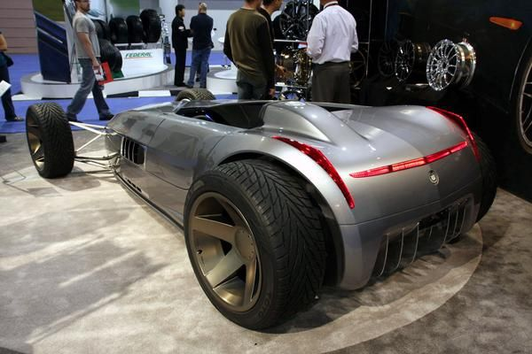 New school rats cadillac-vsr-hot-rod- concept car