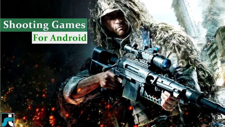 Top 10 Best Shooting Games For Android - 2017