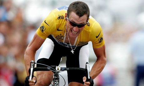 Lance Armstrong. Did he or did he not dope. Perhaps we will never know for sure.