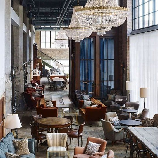 The Design of Soho House — Hotel Style | Apartment Therapy