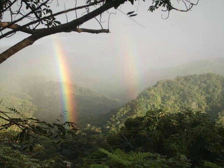 Rainbow Las Marias, Puerto Rico www.combatebeach.com