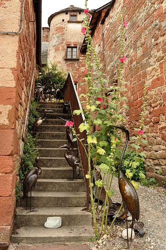 Collonges-la-Rouge l'un des plus beaux village de France | par Dubus Laurent