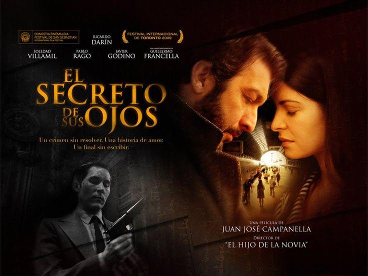 La Cultureta | Alicia Vivancos: El secreto de sus ojos: La película