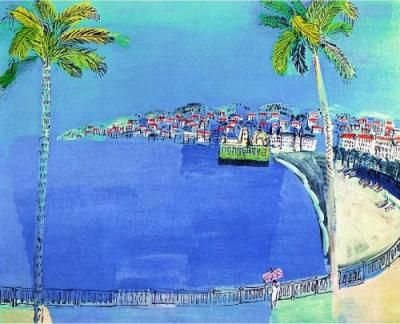 Tales Of A Small Fry = 福星の故事s: In This Finally Better Weather (Thanks, God!), I'm Reminded Of My Favourite Artist - Raoul Dufy. =)))