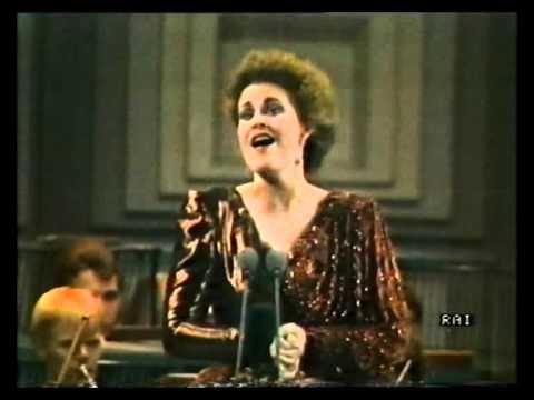 """June Anderson - """"Bel raggio lusinghier"""" - Semiramide - Rossini (1985)"""
