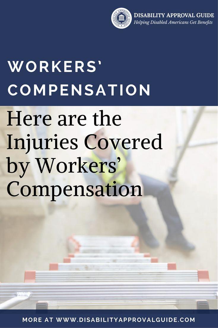 15 mejores imágenes de Workers\' Compensation Guide en Pinterest ...