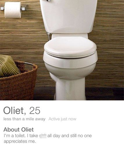 Toilet racks up 200 Tinder matches in 24 hours