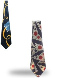 Image result for 40s/50s ties
