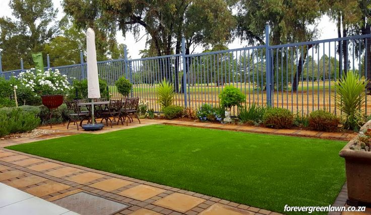 This client now has a maintenance free lawn in Moreleta Park, Pretoria, Tshwane, South Africa.
