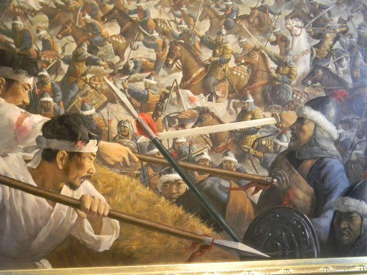 La exitosa resistencia del fuerte de Cheoin durante las invasiones mongolas de Corea (1231-1259)