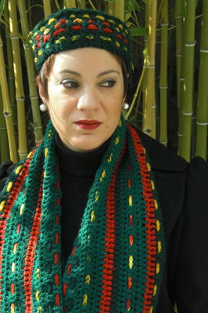 Military Look Crochet <3