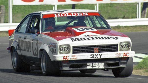 Peter Brock's 1978 Bathurst-winning A9X Torana.