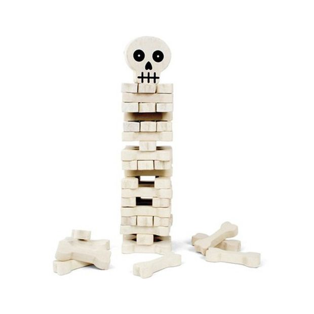 Stacking Bones Game
