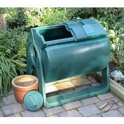 Small compost bin.