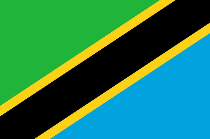 Flag of Tanzania - Portal:Tanzania - Wikipedia, the free encyclopedia