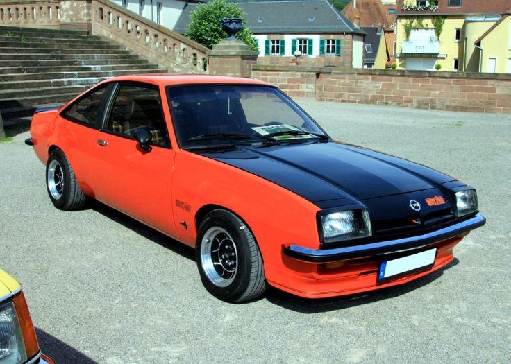 1975-1981 Opel Manta GTE | 8ème Rohan-Locomotion