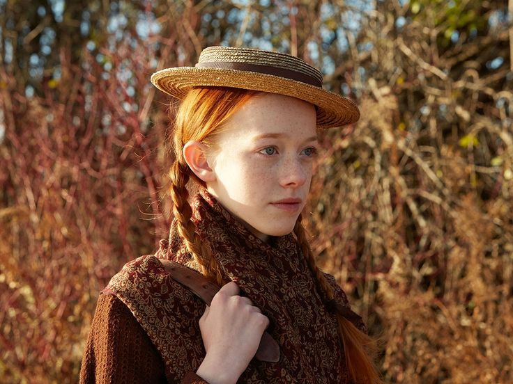 Amybeth McNulty, the new Anne of Green Gables, talks red hair, gritty dramas and what it's like to portray CanLit's most beloved heroine.