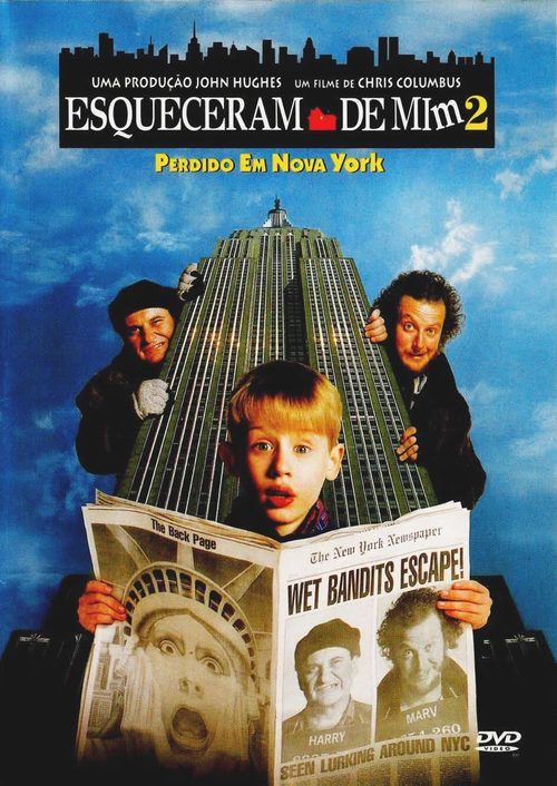 Watch Home Alone 2: Lost in New York 1992 Full Movie Online Free