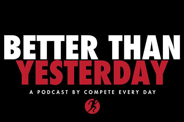 Compete Every Day: Positive Motivation & Performance Apparel for Life