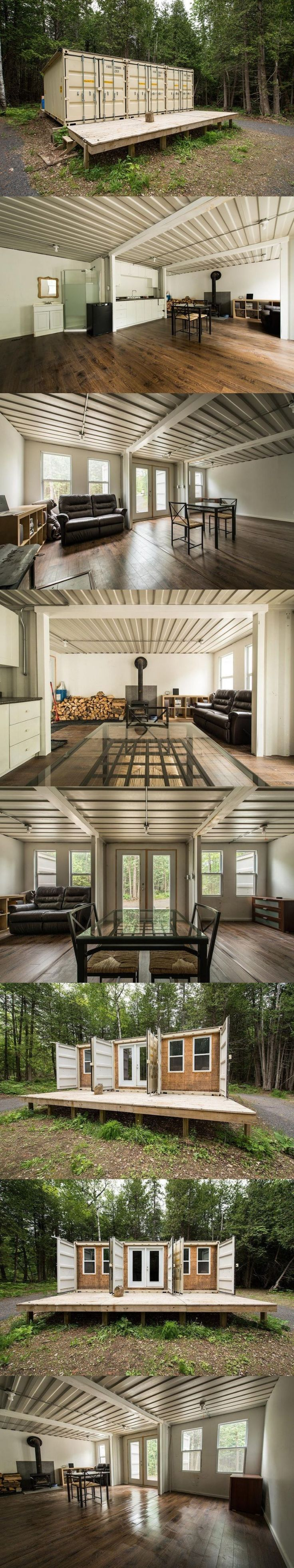 78 best Container Häuser images on Pinterest | Container häuser ...