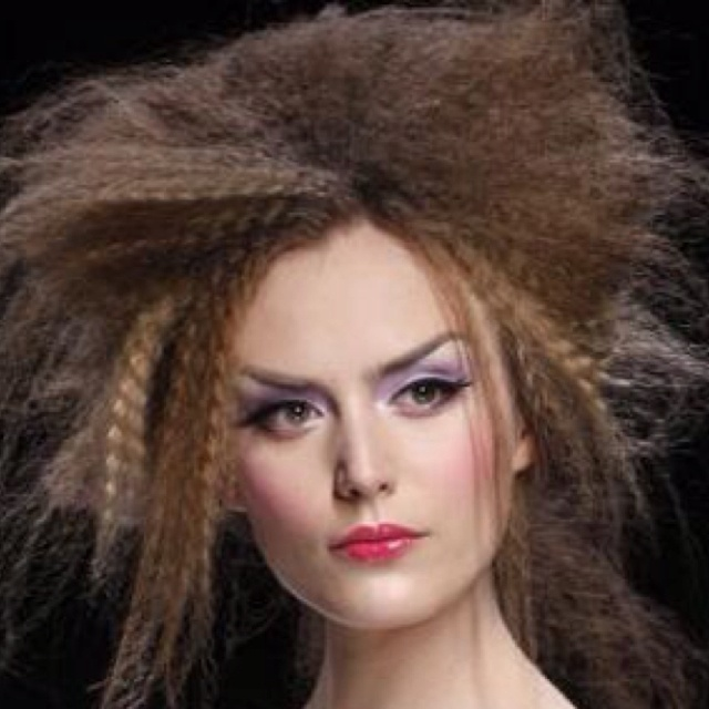 hair 80s crimped 80 hairstyles monday styles crimper