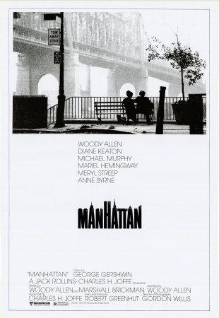 Manhattan - Woody Allen (1979).