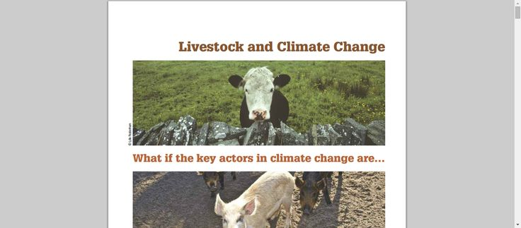 files Livestock and Climate Change.