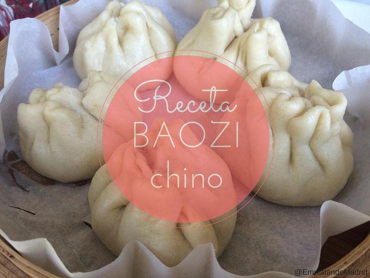 Receta de Baozi chino: el delicioso pan relleno al vapor de Shanghai