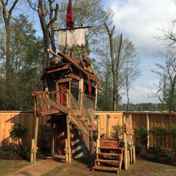 17 Best images about Custom Tree Houses on Pinterest