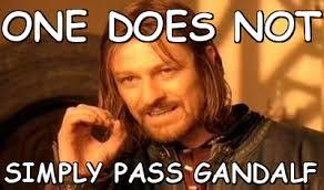 Image result for gandalf meme