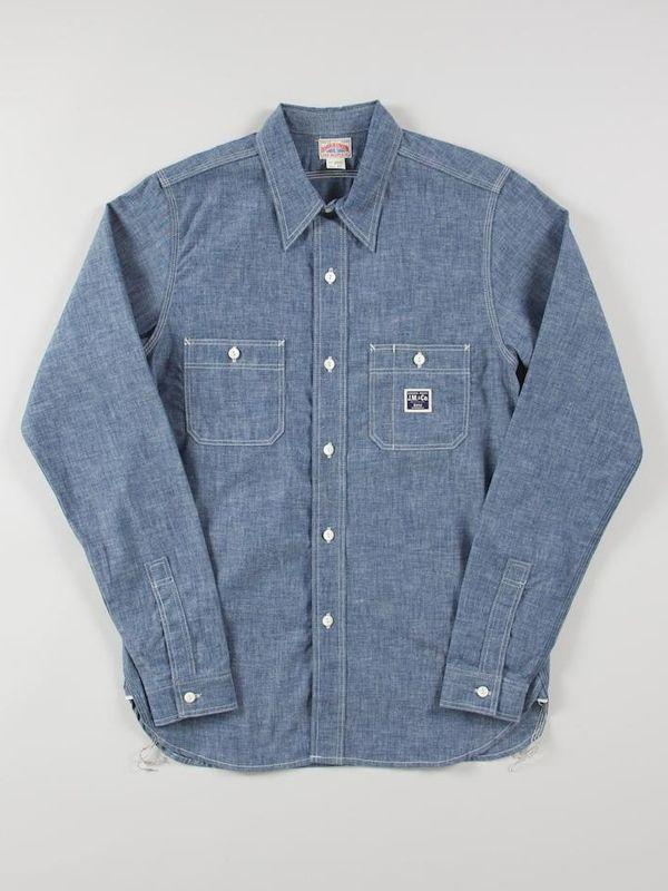 The Real McCoys 8HU WorkShirt