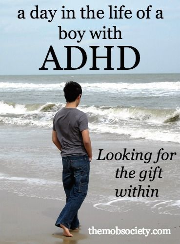 A Day in the Life of a Boy with ADHD