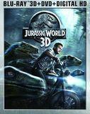 Jurassic World [3D] [Includes Digital Copy] [Blu-ray/DVD] [Blu-ray/Blu-ray 3D/DVD] [2015]