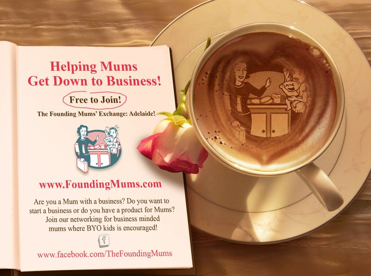 Co-Host: Kirsty Bonner tweets @FoundingMumsADL | Join http://www.meetup.com/FoundingMums-Adelaide/