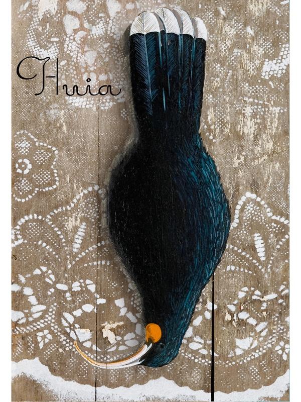 Huia by Leanne Culy