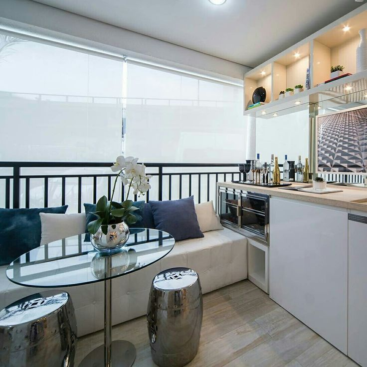 Inspiração ♡ #interiores #design #interiordesign #decor #decoração #decorlovers #archilovers #inspiration #ideais #varanda #terraço
