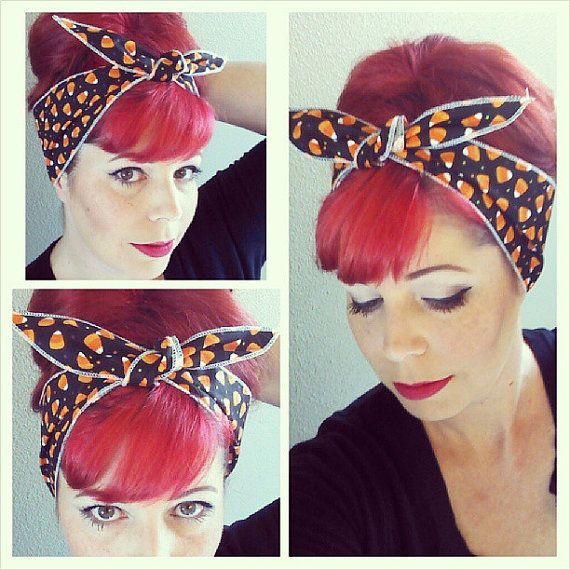 rockabilly style hair best 25 bandana hair ideas on bandana 4181