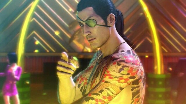 Majima Goro, Yakuza 0