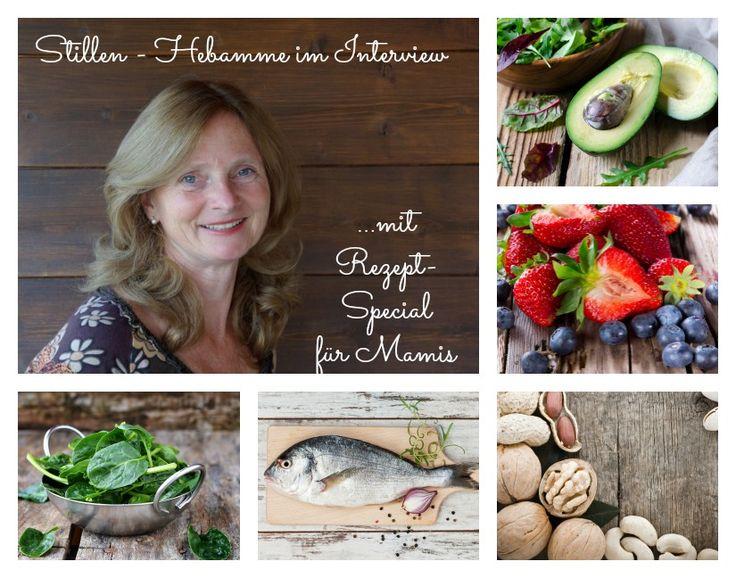 Interview, Ernährung & Rezepte zum Stillen