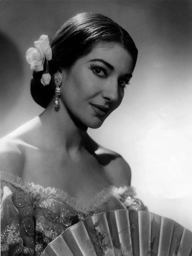 Maria Callas: Ihre Karriere | Maria Callas | Pinterest ...