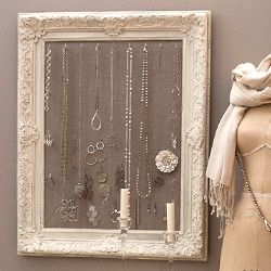 197 best DIY Jewelry Display and Organization Ideas images on
