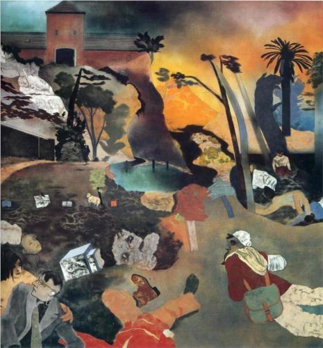 R. B. Kitaj (1932 - 2007) | If Not, Not