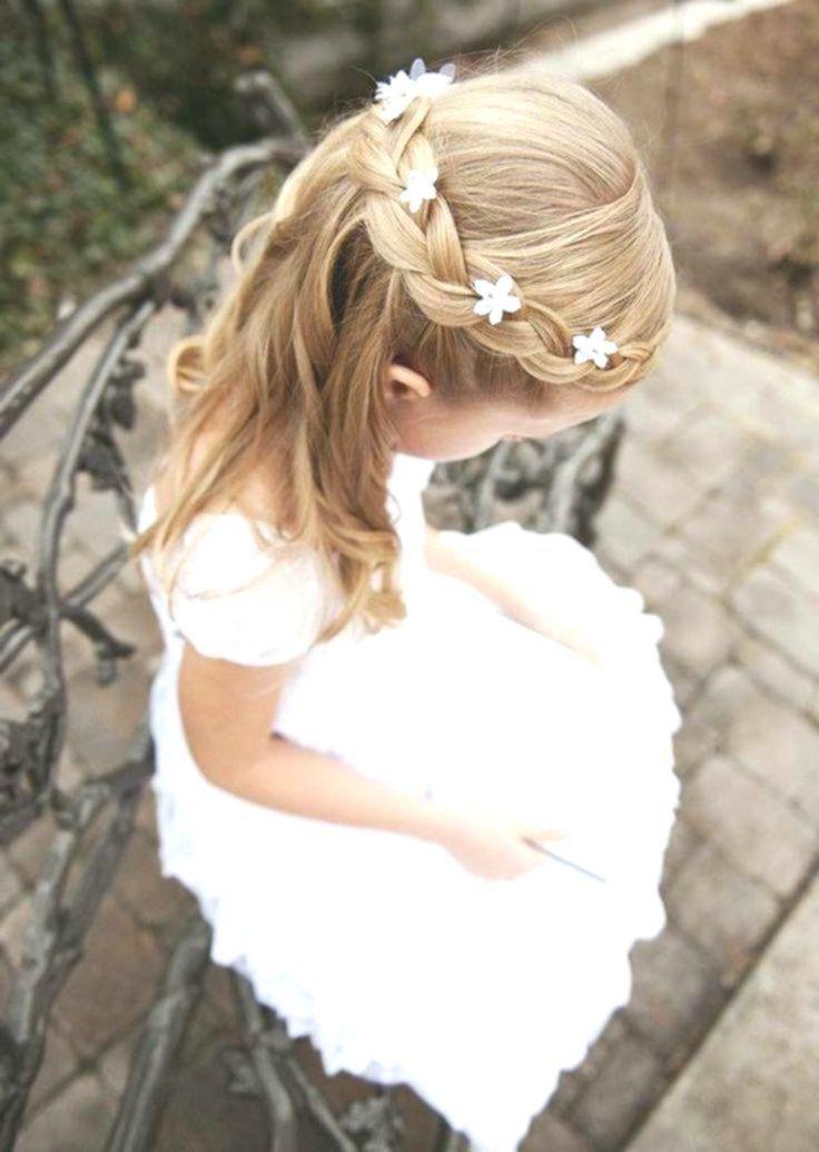 Kommunion Frisuren für DIY: Festliche Frisuren für Mädchen #fri … –  #DIY #festliche #fri #… – Frisuren Ideen