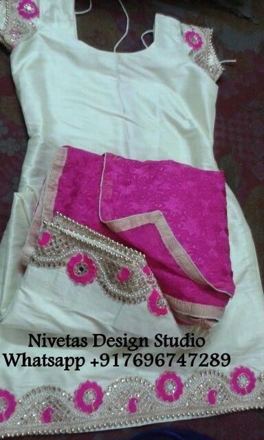 Boutique suit @nivetas whatsapp +917696747289 email:- nivetasfashion@gmail.com punjabi suit -  suit -Patiala Suit - Party wear salwar suit