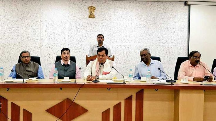 9344 Police Posts to be Filled up Very Soon in Assam: CM Sonowal