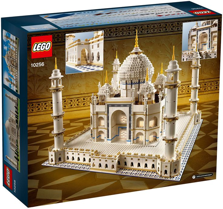 On 10th Anniversary of Lego Bricks, Lego is going to re launches one of the world's 7th wonder The Taj Mahal. This new Lego Taj Mahal set is of 5,923 piece and a noticeable height of 16 inches and a width of 20 inches. Earlier the Taj Mahal Lego set was launched in 2008 and the new one is an update of 2008 model.   #LEGO Re Launches Taj Mahal Set #LEGO Taj Mahal Set