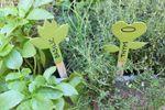 Maak plantenlabels voor uw moestuin met Pattex