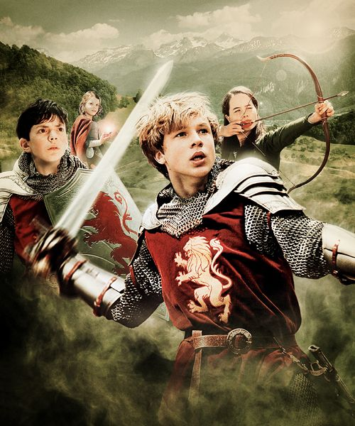 Battling for Narnia