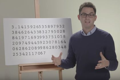 Remember the First 100 Digits of Pi Using This Basic Technique